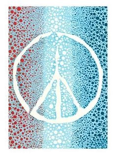 Red White and Blue Peace Sign Peace On Earth, World Peace, Peace Sign Art, Peace Signs, Give Peace A Chance, Hippie Love, Find Art, Peace And Love, Framed Artwork