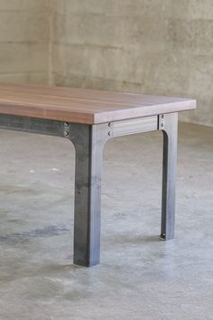 Industrial Table Legs, Kindred Series