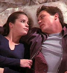 Leo x Piper (Charmed). They were so perfect. They had their hardships but went through it all together