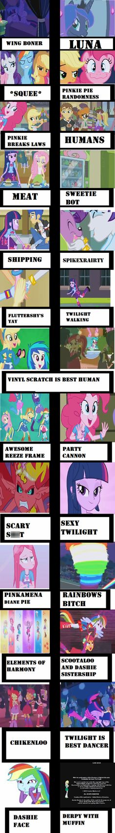 MY LITTLE PONY: Equestria Girls Was Made for Bronies