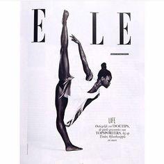 Check Out Young Black Ballerina Michaela DePrince (from Dutch National Ballet)! Black Girl Art, Black Girls Rock, Black Girl Magic, Black Art, Black Dancers, Ballet Dancers, Ballet Art, Black Power, La Bayadere