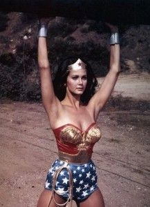 I had no way of knowing back then that my mom was really wonder woman and she has passed on to me the lasso of truth! Ha!
