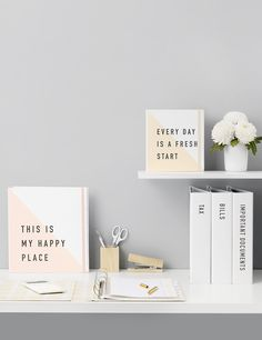 Scandinavian Design Trend: 50 Dazzling Examples That'll Inspire You to Try It Swedish Design, Scandinavian Design, Scandinavian Interiors, My Happy Place, Home Decor Inspiration, Getting Organized, Design Trends, Design Ideas, Stationery