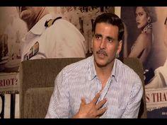 Akshay Kumar's UNCUT interview after success of RUSTOM movie | PART 2