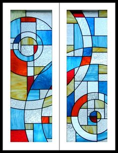 Custom Made Stained Glass Cabinet Door Inserts Stained Glass Cabinets, Stained Glass Door, Making Stained Glass, Glass Cabinet Doors, Stained Glass Panels, Leaded Glass, Mosaic Glass, Mosaic Art, Glass Doors