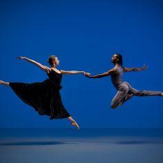 Rambert Dance Company, Roses    #Dance #Ballet #London       © Hugo Glendinning