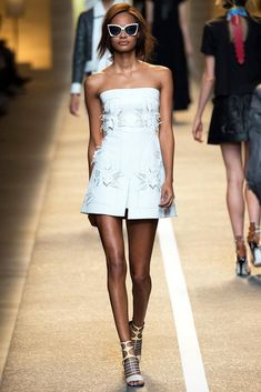 Fendi Spring 2015 Ready-to-Wear - Collection -