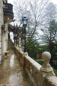Quinta da Regaleira. Sintra, Portugal. https://victortravelblog.com/2014/03/24/quinta-da-regaleira-my-internal-world-sintra/