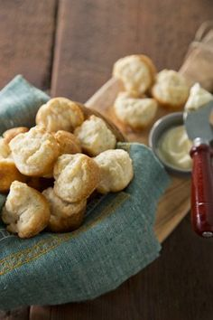 Sour Cream Butter Biscuits on PaulaDeen.com