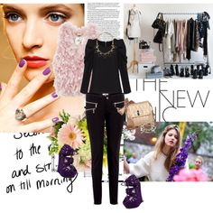 """""""The New Chic!!!"""" by yamyiy on Polyvore"""