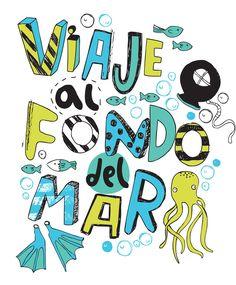 Ilustraciones realizadas para Tobogán, marca de indumentaria infantil. Uruguay
