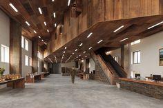 Tea Seed Oil Plant / Imagine Architects
