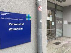 Personalratsbüro der Universitätsklinik Erlangen