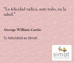 #Simat #Ecuador #Guayaquil #Felicidad #Salud #Vida #Acompañamiento #Familia #tranquilidad #compañía #frases