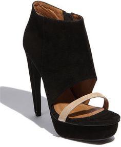 ShopStyle: Jeffrey Campbell 'Nite Hi' Bootie Sandal