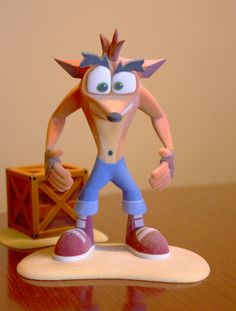 Crash Bandicoot (PSX era) by on Shapeways. Learn more before you buy, or discover other cool products in Figurines. Video Game Decor, Video Game Art, Video Games, Crash Bandicoot, Wicca, Spyro The Dragon, Poster Boys, 3d Prints, Character Modeling