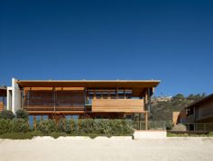 Richard Meier - Malibu Beach House