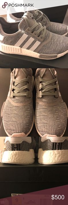 NMD_R1 Primeknit Glitch Camo Dark Grey!! Brand New Never Worn NMD_R1!! These are the new unreleased Primeknit Glitch Camo Dark Grey Colorways!! Set to release Feb 4th! 100% Authentic with receipt!! Adidas Shoes Athletic Shoes