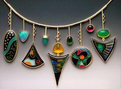 Lisa Hawthorne stunning necklace.