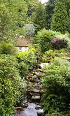 Devon cottage (England) by Pradeep Sanders