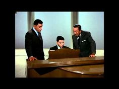 ▶ The Sherman Brothers Singing with Walt Disney - YouTube