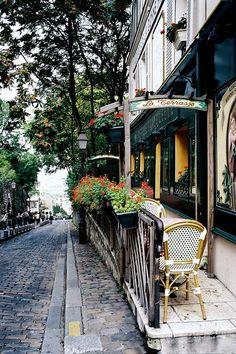 Café parisien / parisian café