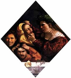 Dosso Dossi Anger or the Tussle - Dosso Dossi, painting Authorized official website