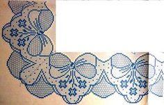 """Revista """"Desenhos e bordados"""", nº 92, Julho 1949, toalha de mesa:     Revista """"Desenhos e bordados"""", nº 103, Junho 1950, pontas:        mane..."""