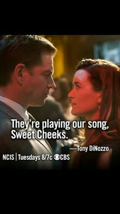 Tony and Ziva...are they or aren't they?!