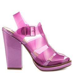 Hi Top - Lilac by Iggy Azalea by Steve Madden