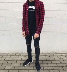 50 ideas fitness wear leggings awesome for 2019 Neue Outfits, Grunge Outfits, Boy Outfits, Basic Outfits, Latest Mens Fashion, Urban Fashion, Street Fashion, Cheap Fashion, Swag Fashion