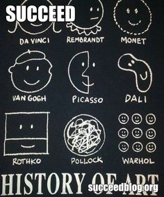 smily history of art succeed