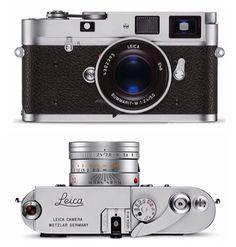 Leica Announces an All New, All Mechanical Film Leica M-A Camera.