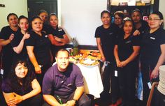 The end of Housekeeping week at Hotel Avante wrapped up with sweet treats and a round of bingo for our team!