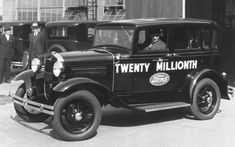 In 1931 Henry Ford drove the twentieth million ford Model A of the assembly line.the landmark car was driven by Col. C.D. Hilton on a promotional tour where it received honors from Americans across the country.     The tour made stops in Nashville, Franklin, Lebanon and Murfreesboro.  It was a big event when the car …
