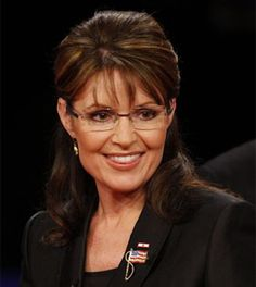 Meet Sarah Palin. & it might be a stretch, but actually hang out with her! She seems so awesome!