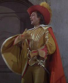Gene Kelly in ''The Three Musketeers''  1948