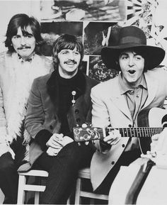 We All Live In A Yellow Submarine With The Beatles
