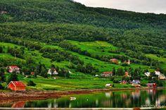 Somewhere Finnsnes, Troms, Norway