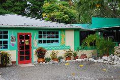 Mangrove Mama's Restaurant and Bar located on Sugarloaf Key, FL, Mile Marker 20.