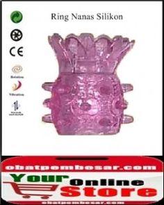 Ring Nanas Silikon, Alat Penggeli Clitoris, Ring Ereksi Berduri Info Lengkap : www.obatpembesar.com  PEMESANAN : HP : 0823 111 44 888 / 2645C242