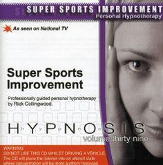 Rick Collingwood - Hypnosis: Super Sports Improvement