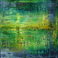 """Saatchi Art Artist: Koen Lybaert; Oil 2014 Painting """"abstract N° 983"""""""