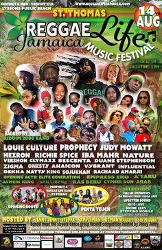 Reggae Life Jamaica Music Festival 2016  #charityevent #jamaicanfestival #Reggaefestival #ReggaeLifeFest2016 #ReggaeLifeJamaicaMusicFestival #ReggaeLifeJamaicaMusicFestival2016 #summerfestival