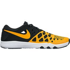 Men's Pittsburgh Steelers Nike Black Train Speed 4 NFL Kickoff Collection Shoes