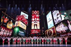 7thSense Design Introduces New Media Technology to Radio City's Christmas Spectacular | 7thSense Design has delivered updated video technology for the 2017 production of the Christmas Spectacular Starring the Radio City Rockettes, presented by Chase. The full system technology upgrade has transformed the world's largest proscenium theater and has enabled video content to be displayed on all eight of the venue's iconic proscenium arches. 7thSense has provided video systems for Radio City…