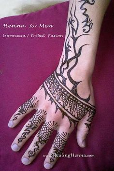 henna for men san francisco bay area