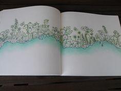 Johanna Basford - Enchanted forest by mandarina