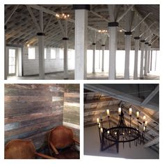 Dairyland in Snohomish,WA. Old dairy barn that's being renovated and upgraded into an amazing rustic wedding venue.