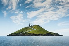 Ballycotton Island Lighthouse, Co. Cork, Ireland